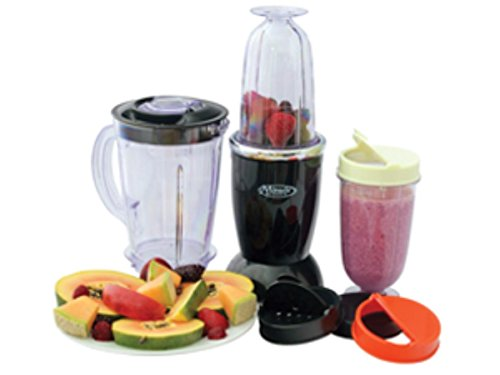 12 Pc Total Chef Miracle Blender
