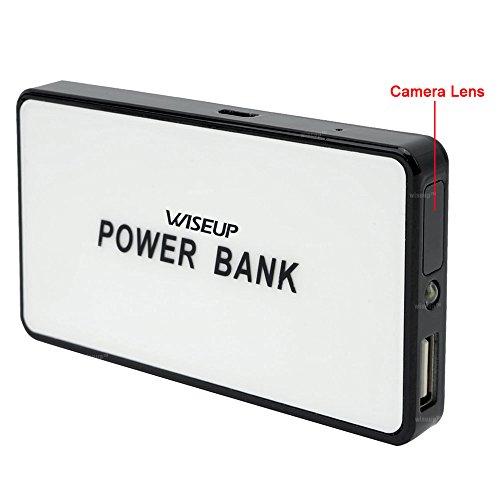 WiseupTM 1920x1080P Portable Activated Flashlight