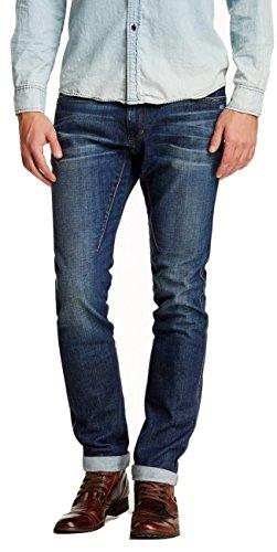 Joe's Jeans The Original Dropped Slim Fit Denim Pants Trousers, Juro Wash (33) by Joe's Jeans