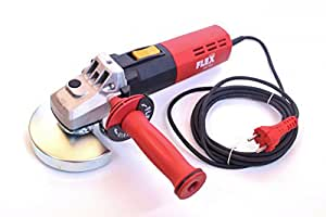 Flex L 1710 FRA - Amoladora angular (2.4 kg) Negro, Rojo