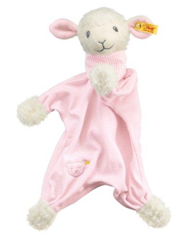 - Steiff Sweet Dreams Lamb Comforter Pink