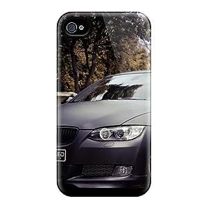 CharlesPoirier Iphone 4/4s Anti-Scratch Hard Phone Cases Provide Private Custom Vivid Bmw Pattern [xTv12316zmIH]