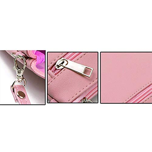 rosa para al 1 Hombro Mujer 15 Nowbetter Rosa Rosa 5 Bolso 20cm qPOUtp