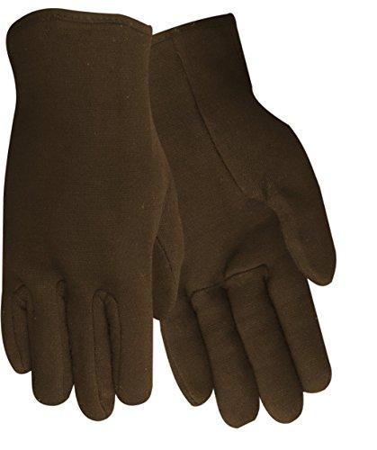 - Red Steer 23900-L Fleece Lined Brown Jersey Work Glove (12 Pair)