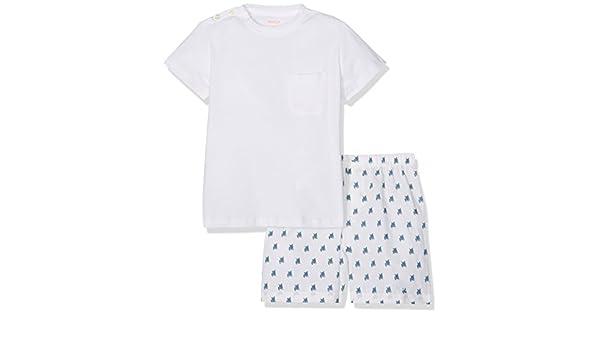 Gocco S72LPCNA501, Conjuntos de Pijama para Niños, (Azul Viejo), 5-6 años: Amazon.es: Ropa y accesorios