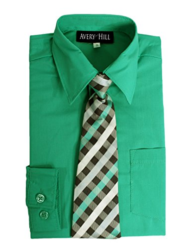 4t dress shirt and tie - 8