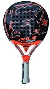 Royal Padel Pole 25 años pala de pádel: Amazon.es: Deportes y aire ...