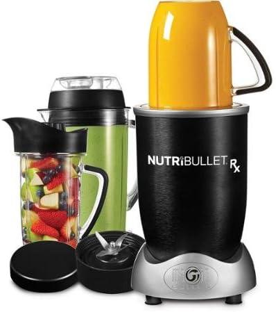 Nutribullet RX licuadora tecnología inteligente con función de ...