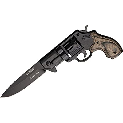 TAC Force TF-760 Series Revolver-Style Assisted Opening Folding Knife