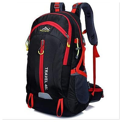 40L L Sac à dos randonnée et randonnée Lot d'escalade Leisure Sports Cyclisme/vélo Fitness Voyage Camping & Hikingwaterproof réfléchissant