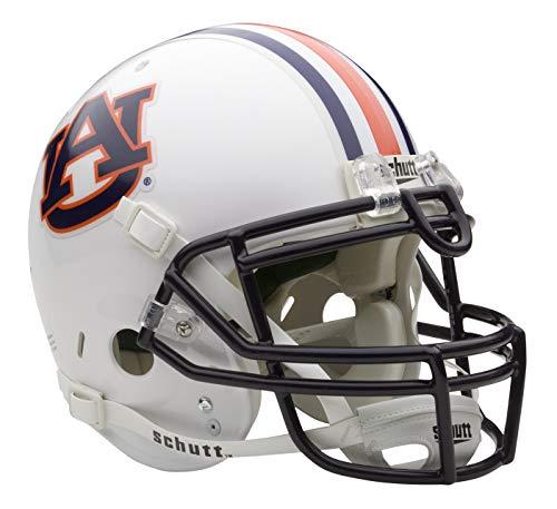 - Schutt NCAA On-Field Authentic XP Football Helmet, Auburn Tigers