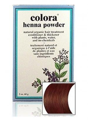 Natural Henna Hair Coloring Powder, Ash Brown; 2oz