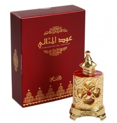 Rasasi Oudh Al Methali for Men and Women (Unisex) CPO - Concentrated Perfume Oil (Attar) 15 ML (0.51 oz)