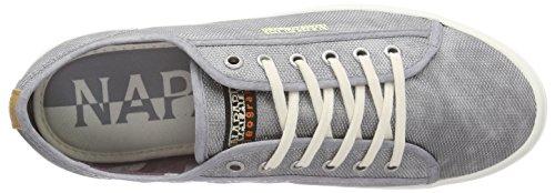 Napapijri Beaker - Zapatillas Hombre Gris - Grau (sleet gray N84)