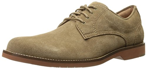 Oxford Shoe (206 Collective Men's Barnes Casual Oxford, Light Tan, 13 D US)