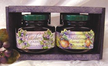 Wild Huckleberry Jam Gift Set by Taste the Wilderness