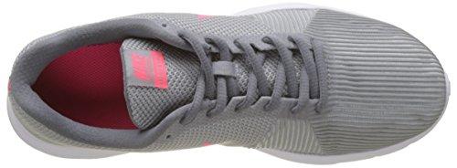 NIKE Cool Grey Flex Racer Trainer Cross Wolf Pink Women's Bijoux Grey 1zxYw1Z
