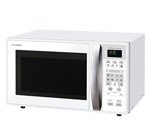 Sharp R-879W - Microondas (26 L, 900 W, Blanco, 600 W, 32,5 ...