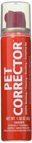 Pet Corrector – The Company of Animals – Bad Behavior and Training Aid - Quickly Stops Barking, Jumping, Digging, Chewing – Harmless and Safe- 50ml, Pack of 9