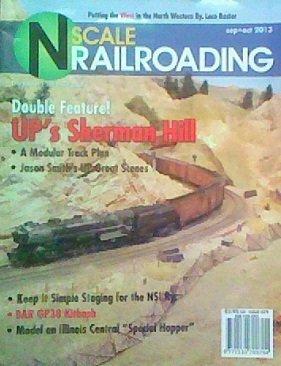 N Scale Railroading (September-October 2013)