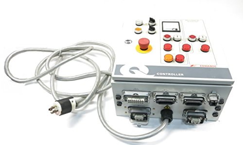 EDWARDS Q80.4.2.2 Vacuum Pump Controller 208V-AC 3KVA D600139