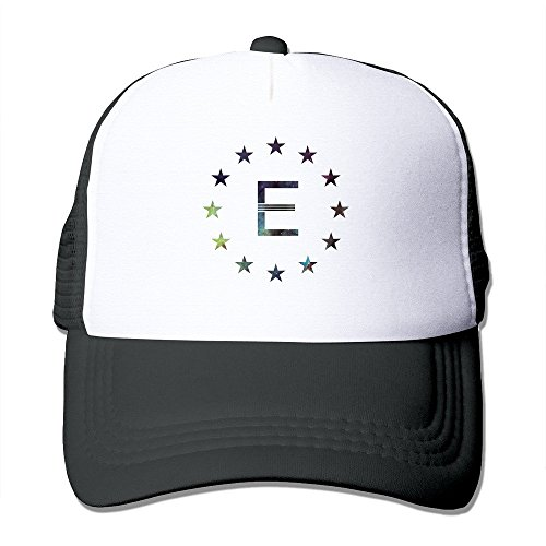 Cool Enclave Logo Starring Sky Trucker Baseball Hats - Floral Starring