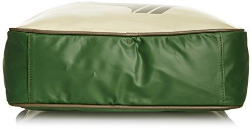 GOLA Redford Tasche Schultertasche Umhängetasche cream mid grey green grün creme