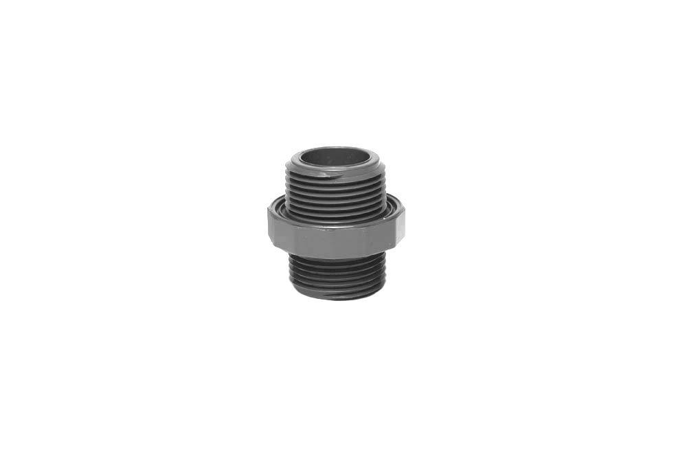 Nipple Manifold System 1 x 1 for Plastic Threads 08303