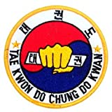 Tiger Claw Patch - Chung Do Kwan