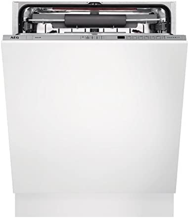 AEG FSE52705P lavavajilla Totalmente integrado 15 cubiertos A++ ...