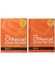 Wiley CPAexcel Exam Review 2020 Study Guide + Question Pack: Regulation