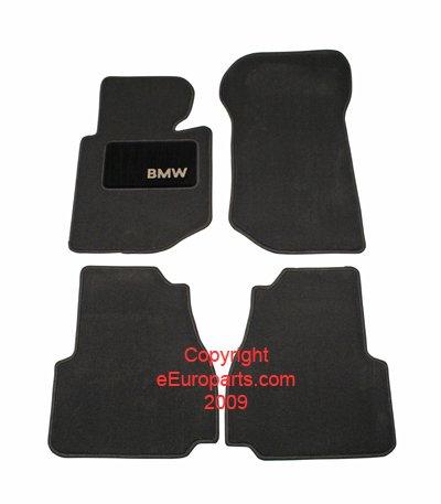 Amazon Com Bmw 82 11 1 468 285 Floormat Automotive