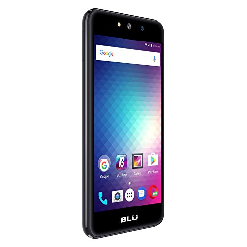 BLU-Grand-M-G070Q-5-Unlocked-GSM-Quad-Core-Android-60-Marshmallow-Smartphone-Certified-Refurbished