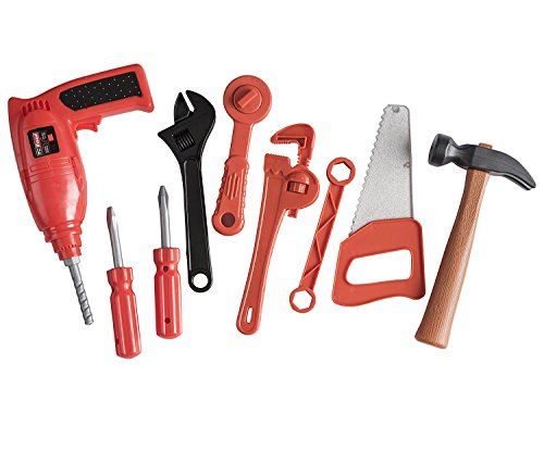 414S4ZcO1fL - Toy Tool Set Workbench Kids Workshop Toolbench