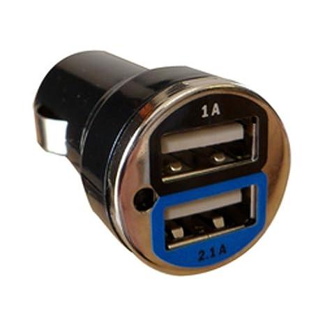 Amazon.com: Urban Cargador USB doble BLK cup-usb2 – 002 ...
