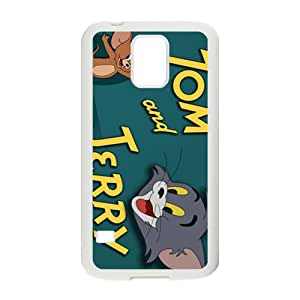 Tom and Jerry Cell Phone Case for Samsung Galaxy S5