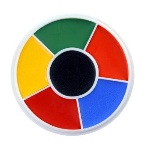 Ben Nye Color Makeup Wheels - Rainbow RW (6 -