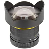 Bower SLY1428S Ultra Wide-Angle 14mm f/2.8 Fisheye Lens for Sony