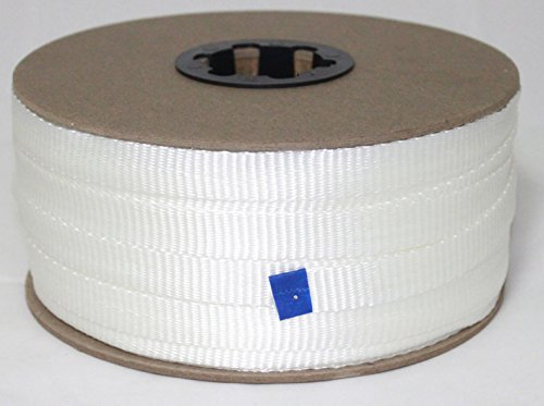 Cajun Mule Line - 5/8 Inch - 1,800 lb. - Pull Tape - Polyester Pulling Tape - Made in USA (350 Feet)
