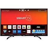 "Smart TV FULL HD 43"", AOC LE43S5970S, Preto"
