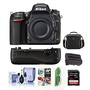 Amazon.com: Nikon D750 FX-Format Cámara digital SLR solo ...