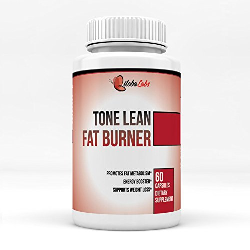 Natural Thermogenic Fat Burner Supplement For Women and Men - Boost Fat Loss & Lose Belly Fat Fast - Acts as a Metabolism Booster & Appetite Suppressant - Effective for Stomach Fat - 60 Pills
