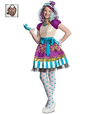 Rubies Ever After High Child Madeline Hatter Costume