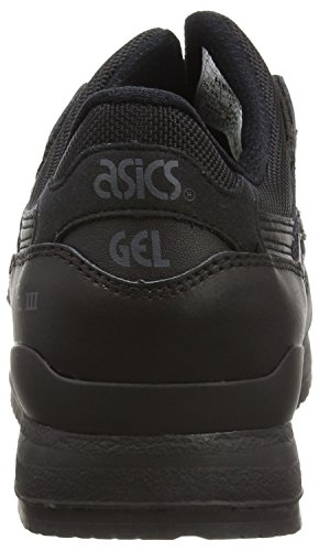 Gel H6B3N Noir EU Adulte Black 43 III Baskets 9090 Lyte Basses Asics Mixte Black 9090 Tdwqzxtt4