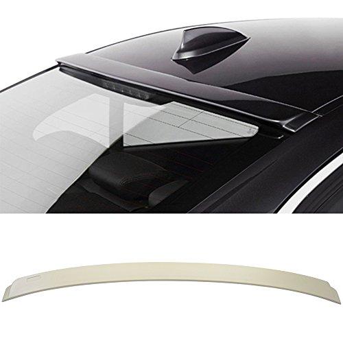 2012-2017 BMW 3 Series F30 4Dr 4Door Sedan Unpainted ABS Rear AC Style Roof Spoiler Amazon# (Abs Spoiler Roof)