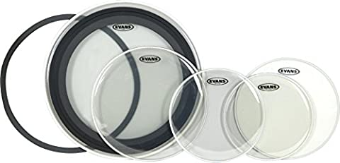 Evans EMAD 5-Piece Drumhead Pack Standard (Evans G2 14 Snare)