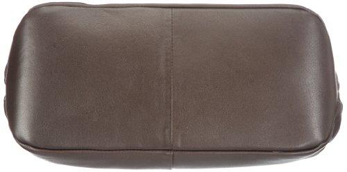 GERRY WEBER Bibione Baguette 4080002380, Damen Baguettes 31x20x15 cm (B x H x T) Braun (Dark Brown 702)