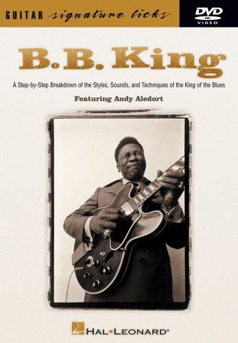 - Guitar Signature Licks: B.B. King