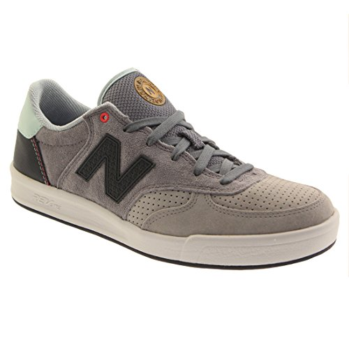 Mens Mens New Blue Leather In Balance Grey Tennis Grey Shoes pwpEBqZP