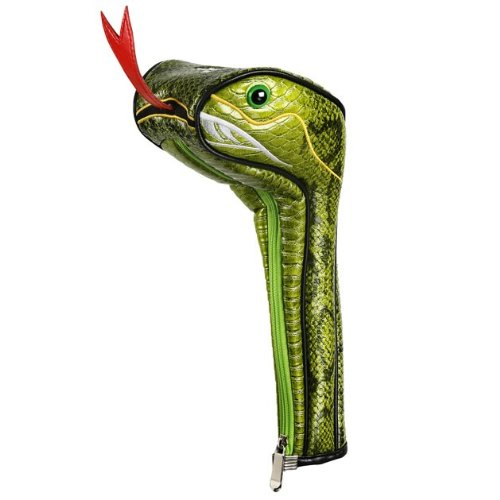 Hireko Snake Driver Head Cover Snake Headcover